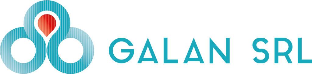 Galan SRL Logo orizzontale