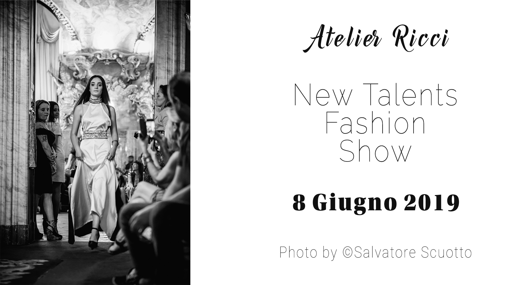Atelier Ricci Lucca New Talents Fashion Show