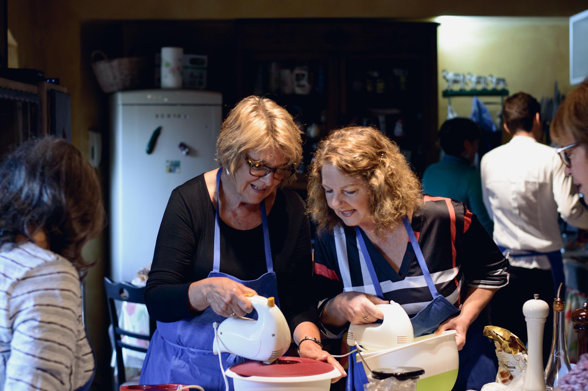 Cooking class - servizi fotografici dedicati - brand image