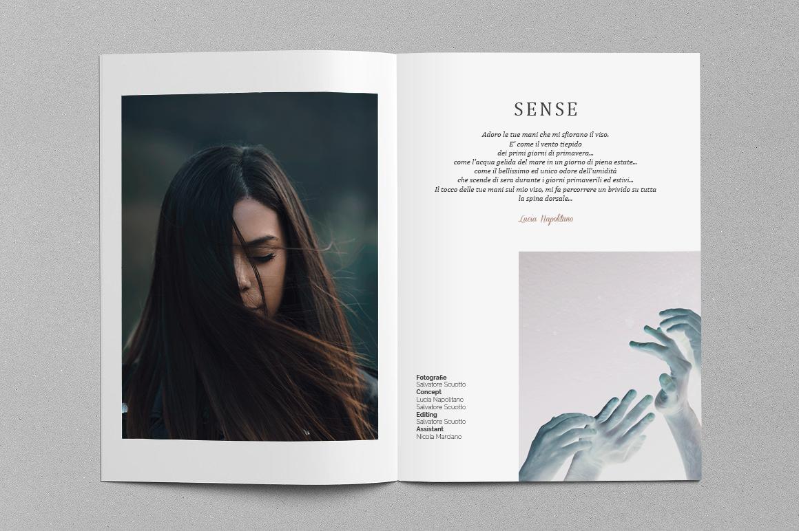 Sense portrait portfolio Lucia page 2