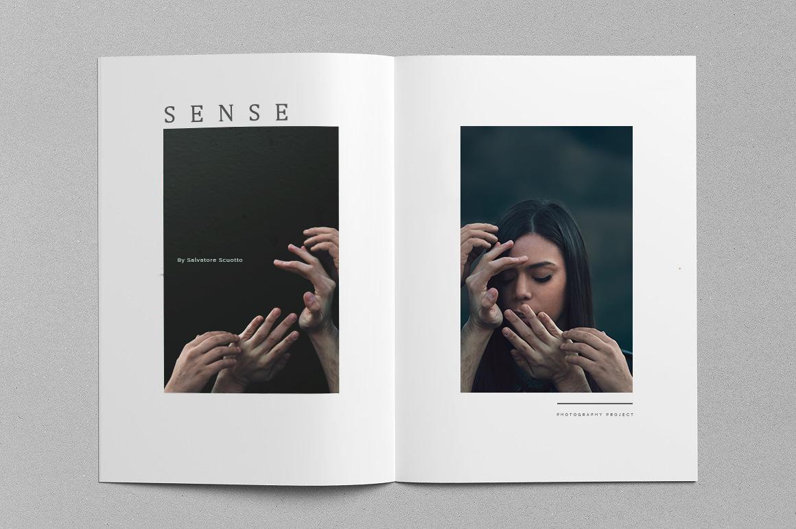 Sense portrait portfolio Lucia page 1