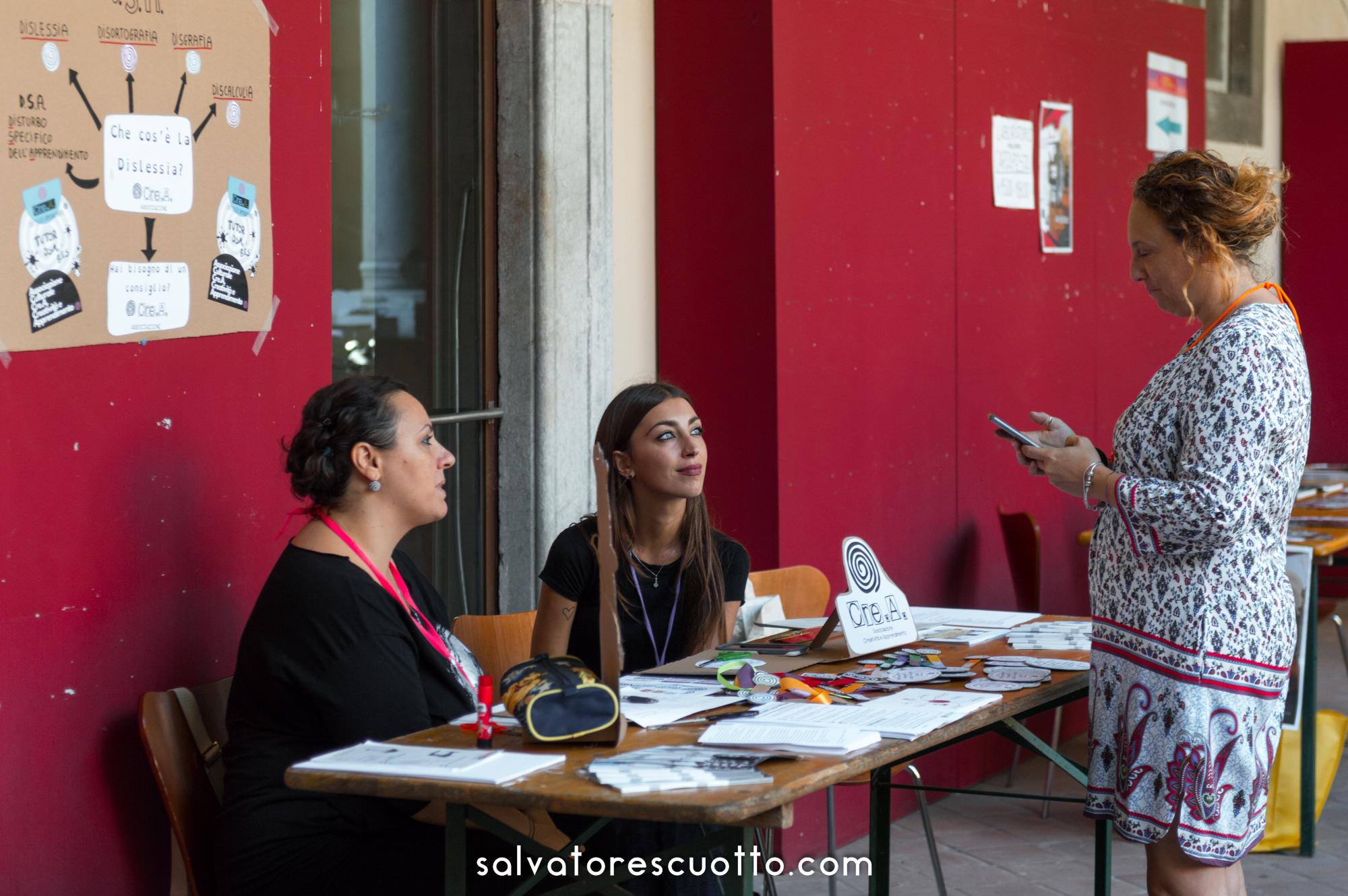 Festa del presente Biblioteca civica Agorà Lucca